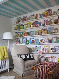 bookcase for baby room elizabeth sullivan design book shelves shelving and ceilings