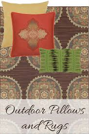Waterproof Outdoor Rugs Coordinate Tommy Bahama Outdoor Rugs With Elaine Smith