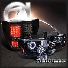 2012 f150 tail lights tail lights for 2012 ford f 150 ebay