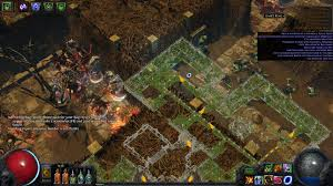 Poe Maps Forum Bug Reports Inaccessible Enemies In Chateau Map Path