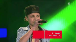 The Voice Blind Auditions 2013 Lukas Can U0027t Hold Us The Voice Kids Germany Blind Auditions 2