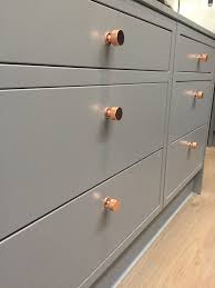 how to clean copper cabinet hardware how to clean copper kitchen cabinet handles page 1 line