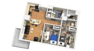 apartment new two bedroom and two bathroom apartment amazing