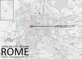 Italy City Map by What Is Vatican City Political Geography Now
