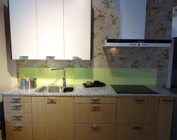 decorating green wallpaper backsplash alternatives