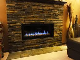 diy stone veneer fireplace ideas