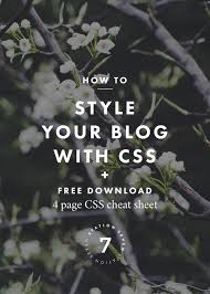 own your site design an intro to css for bloggers station seven