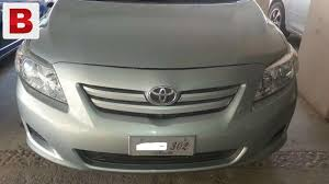 year toyota corolla of toyota corolla model year 2011 shimmer green cng ac rims