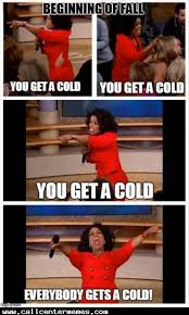 Cold Calling Meme - cold and flu season in a call center call center memes