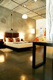 Portland Oregon Interior Designers by H45 Loft Industrial Bedroom Portland By Pangaea Interior