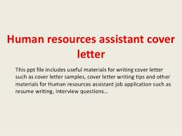 cover letter for human resources generalist