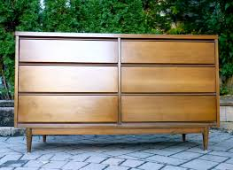 Mid Century Modern Furniture Seattle by Furniture Luxury Mid Century Dresser With Six Drawers