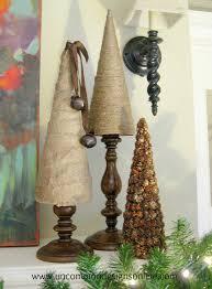 rustic christmas 66 rustic christmas crafts feltmagnet