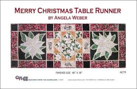 table runners quilting heartland
