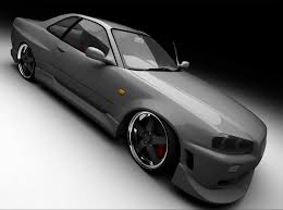 nissan r34 black nissan skyline gt r34 silver by rookie on deviantart