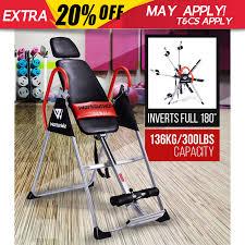 tilt table for back pain workout wiz inversion table folding gravity back pain fitness