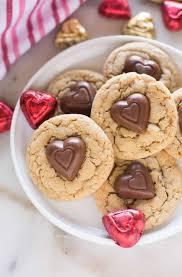 heart shaped crackers peanut butter heart cookies tastes better from scratch