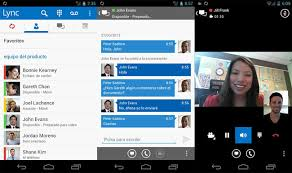 microsoft lync 2013 for android microsoft lync 2013 ya disponible para android