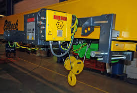 explosion proof cranes australian manufacturers ex projects