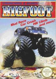 bigfoot monster truck game bigfoot video game monster trucks wiki fandom powered by wikia