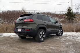 audi jeep 2016 2016 jeep cherokee trailhawk review autoguide com news