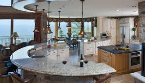 Bar Kitchen Table by Kitchen Island Table Sets Kitchen Island With A Breakfast Bar