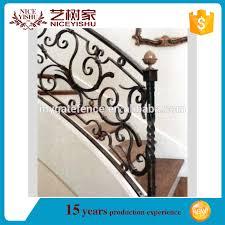 Cheap Banisters Prefab Metal Stair Railing Prefab Metal Stair Railing Suppliers