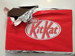 howtocookthat cakes dessert u0026 chocolate giant kit kat recipe