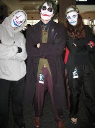 Joker Halloween Mask Joker Costume Contest The Superherohype Forums