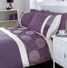 purple duvet covers king size home design ideas