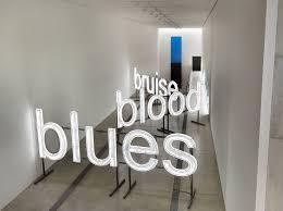 books about the color blue glenn ligon rethinks the color line in the show u0027blue black u0027 the