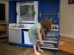 Reuse Kitchen Cabinets Make Play Kitchens From Old Tv Cabinets Modhomeec