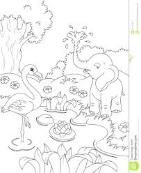 Free Coloring Pages Animals Realistic In Winter Page Farm Coloring Forest Animals Coloring Pages
