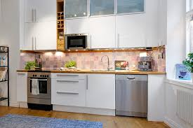 asian kitchen design minimalist apartment