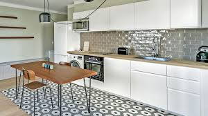 Cuisine Ouverte Salon Petit Espace by