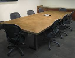 modern conference room table custom made conference room table meeting table by trueform