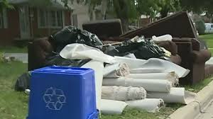 windsor changes garbage collection to support flood victims ctv