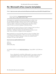 office resume templates 28 images resume templates for open