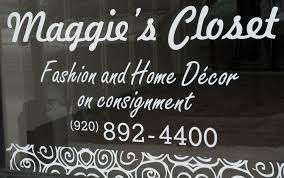 Consignment Home Decor Store Information U2013 Maggie U0027s Closet Fashion U0026 Home Decor On