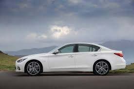 infiniti q50 2017 white 2014 infiniti q50 goes on sale