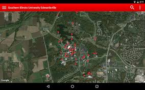 Siue Parking Map Siue Android Apps On Google Play