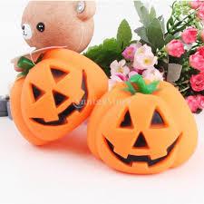 halloween dog toys popular rubber pumpkins buy cheap rubber pumpkins lots from china