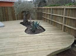 spa d exterieur bois pose terrasse bois 33770 salles gironde clôture bois 33770 salles