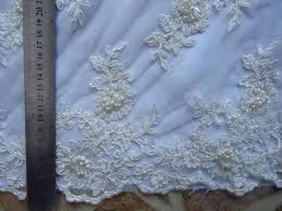 aliexpress com buy gorgous bridal lace fabric for wedding