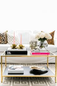 Black White And Gold Living Room by Best 20 Gold Coffee Tables Ideas On Pinterest Gold Table