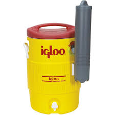 Igloo Dog House Tractor Supply Igloo Industrial Water Jug With Cup Dispenser 11863 Do It Best