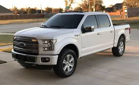 Ford F150 Truck Rims - show me your leveled trucks with oem rims page 71 ford f150