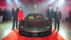 Thailand Home Design News by Ferrari Launches 488 Gtb In Thailand Gtspirit