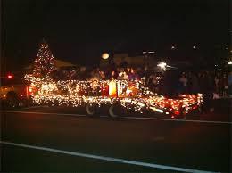 christmas light parade floats payson ponderings payson s christmas light parade