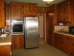vintage knotty pine kitchen cabinets home design ideas